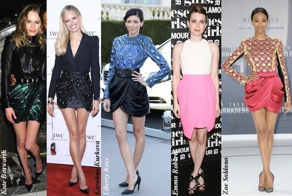10 chiếc chân váy hè quen thuộc của phái đẹp 28