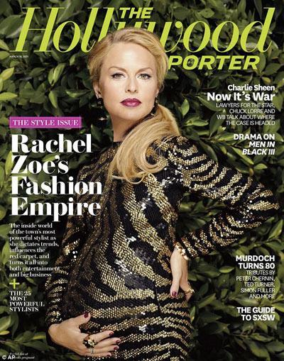 Rachel Zoe, stylist quyền lực nhất thế giới