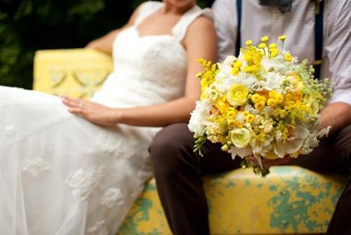 Chọn hoa tone ấm áp cho đám cưới mùa lạnh 3