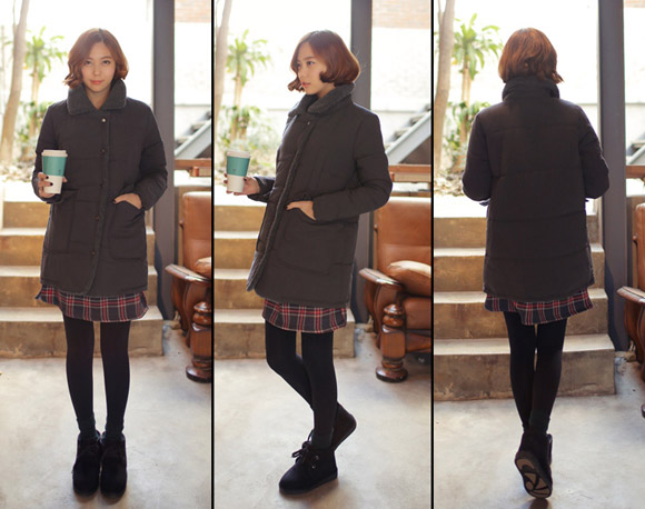 Ba kiểu áo khoác khiến phái đẹp mê mẩn ngày đại hàn