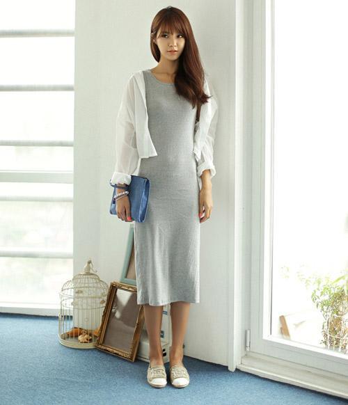 Hãy kết hợp váy & giày bệt thật chuẩn!