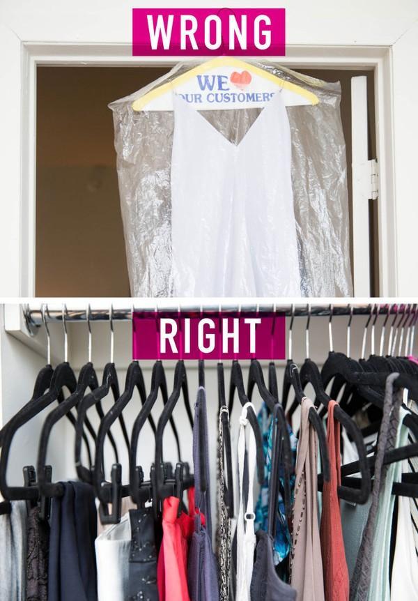 17 thói quen hàng ngày vô tình làm cũ quần áo của bạn 4