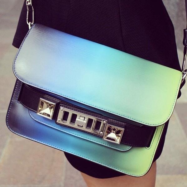 Proenza Schouler's PS11 satchel - Chiếc túi