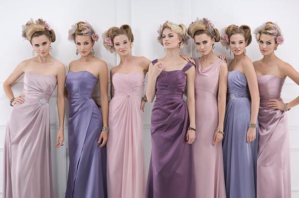 Váy phù dâu dịu ngọt của Kelsey Rose