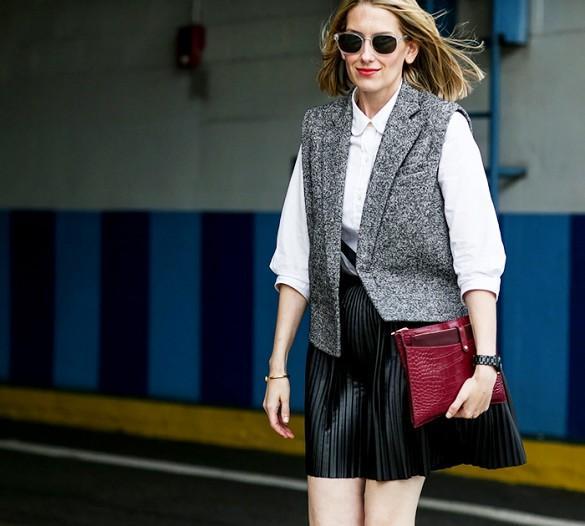 10 cách nhấn nhá đơn giản giúp bạn mặc đẹp ngày đông 16