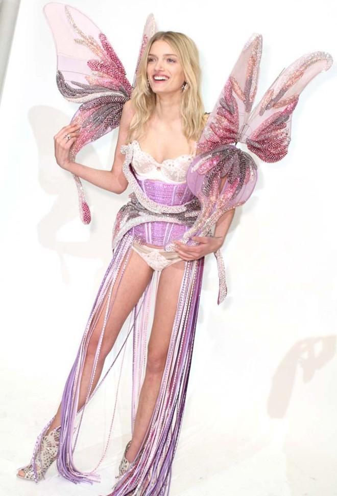 Hé lộ những mẫu nội y trình diễn ở Victoria's Secret Show