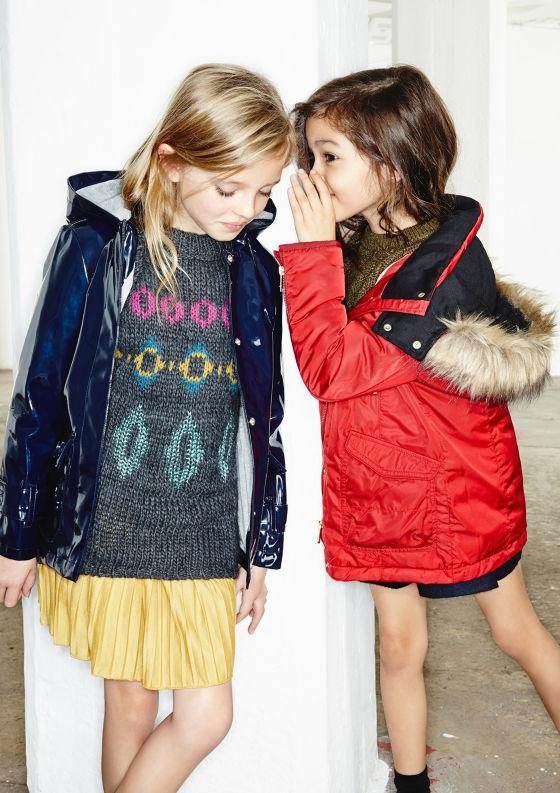 Mê mẩn ngắm lookbook mùa đông dành cho các bé yêu 7