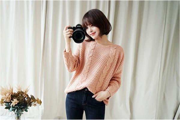 4 màu áo len gam pastel không thể thiếu của mùa đông 3