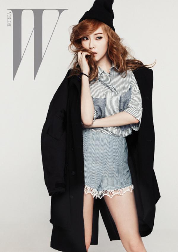Ngất ngây với vẻ đẹp quyến rũ của Jessica (SNSD)