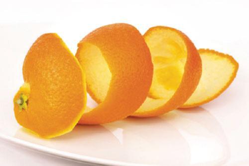 Làm đẹp với vỏ cam tại nhà