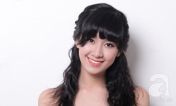 3 kiểu tóc dài ngang vai đẹp