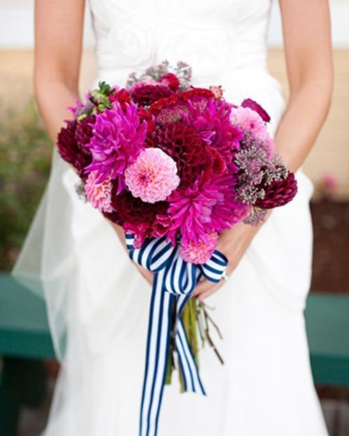 Chọn hoa tone ấm áp cho đám cưới mùa lạnh 9