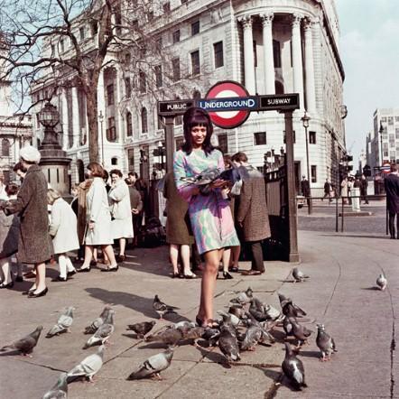 London và những khoảnh khắc thời trang lịch sử