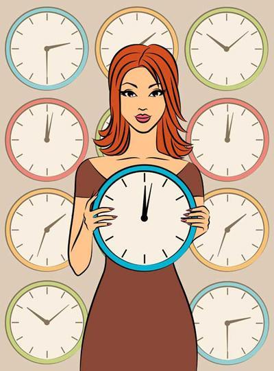 Thời gian biểu 'chuẩn' chăm sóc da mỗi ngày