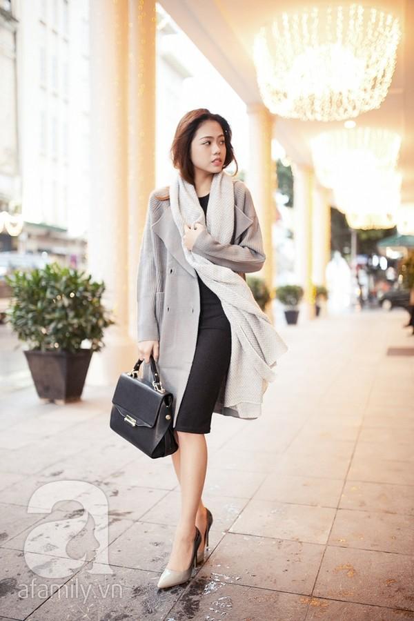 Biến hóa cho cả tuần làm việc với váy đen ngắn (LBD) quyến rũ 6