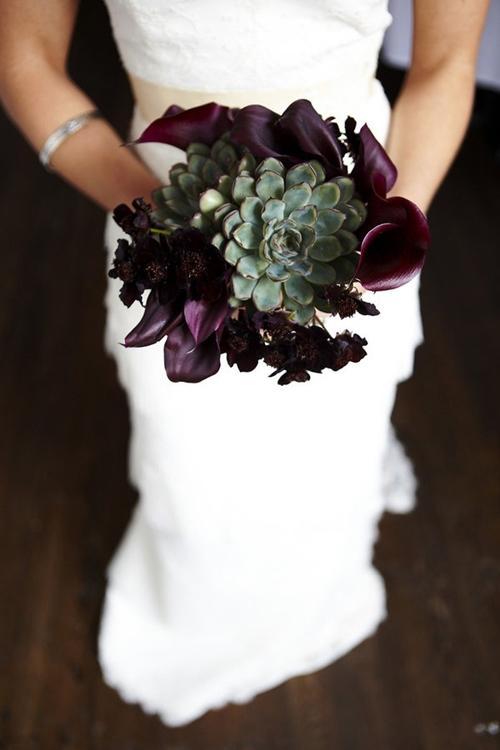 Chọn hoa tone ấm áp cho đám cưới mùa lạnh 11