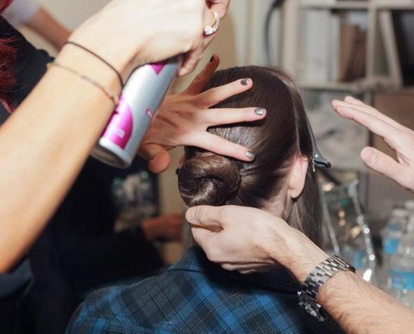 5 kiểu tóc búi cho tuần làm việc mới