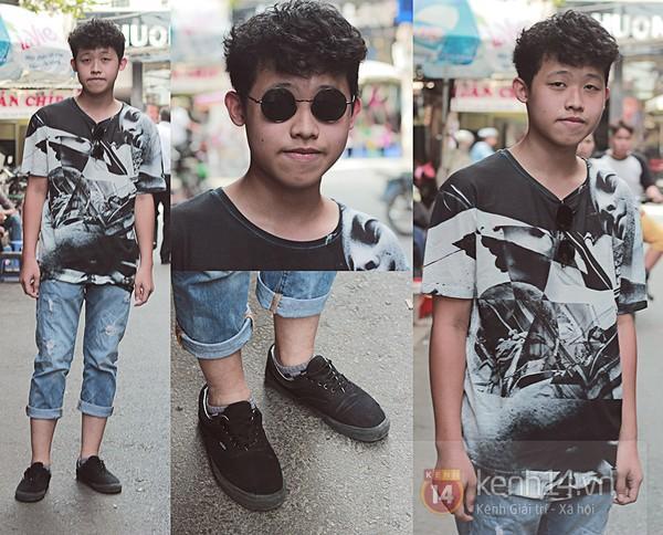 Giới trẻ Nam-Bắc phối đồ layering thế nào cho street style ngày thu 3