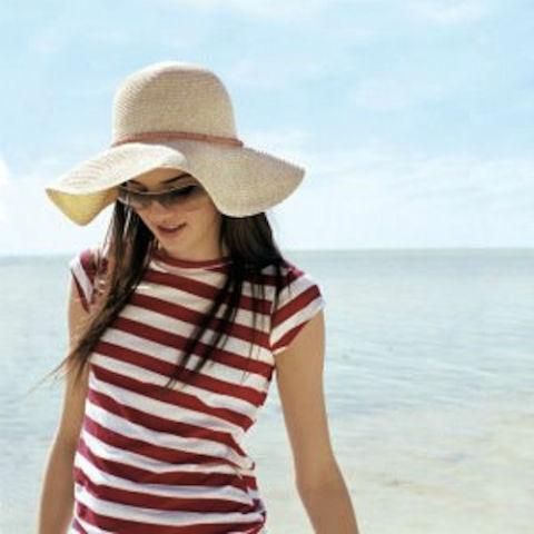 Tung tăng đón nắng cùng mũ nan, mũ cói