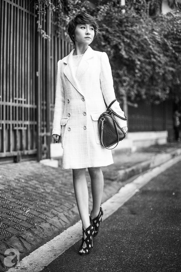 Gợi ý 6 kiểu áo khoác nên sắm cho phong cách công sở đầu năm 2015 10