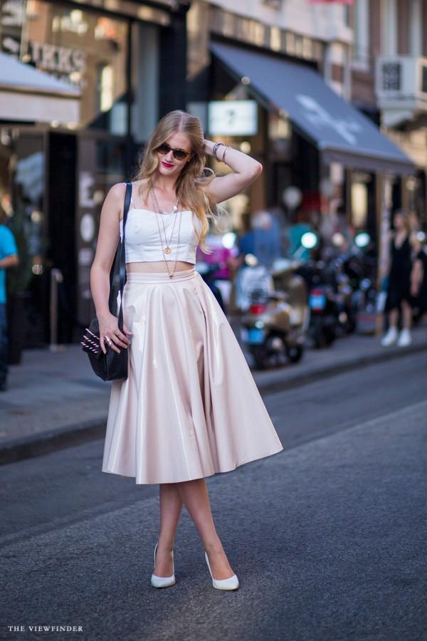 10 chiếc chân váy hè quen thuộc của phái đẹp 24