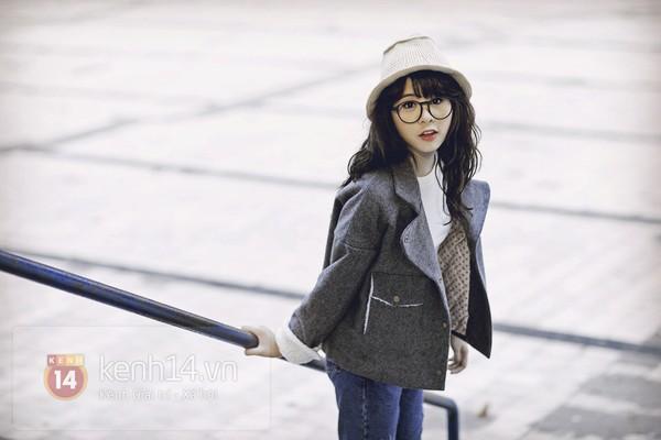 Ấm áp và phong cách với jacket trẻ trung 11