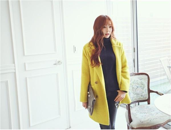 Kết hợp 3 phong cách với áo khoác tone màu tươi sáng 12