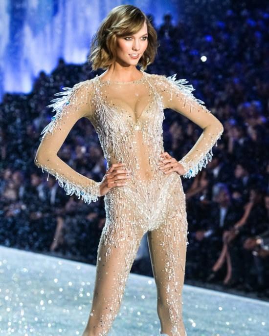 Cận cảnh vẻ đẹp của thiên thần Victoria's Secret