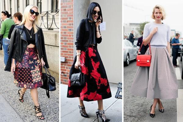 10 chiếc chân váy hè quen thuộc của phái đẹp 23