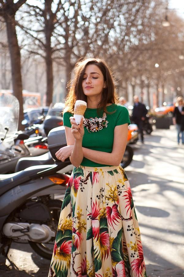 Đẹp nhất mùa Xuân với 5 món trang phục đơn giản 16
