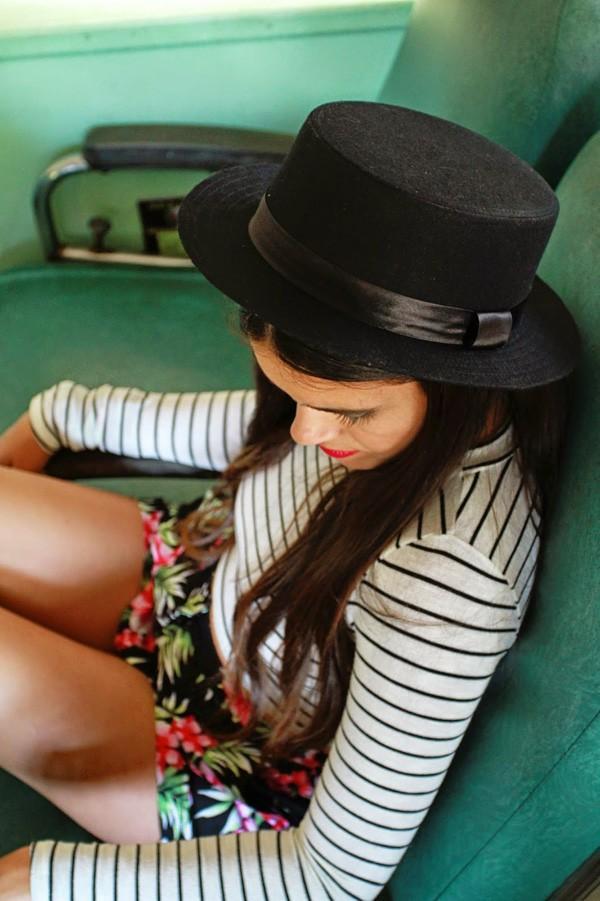 9 kiểu mũ đẹp cho mùa nghỉ mát Hè 2017 -5