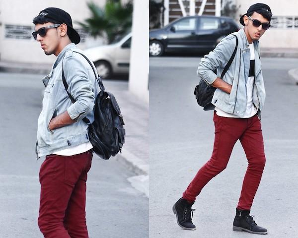 Giới trẻ thế giới mặc chất với item menswear và bigsized 10