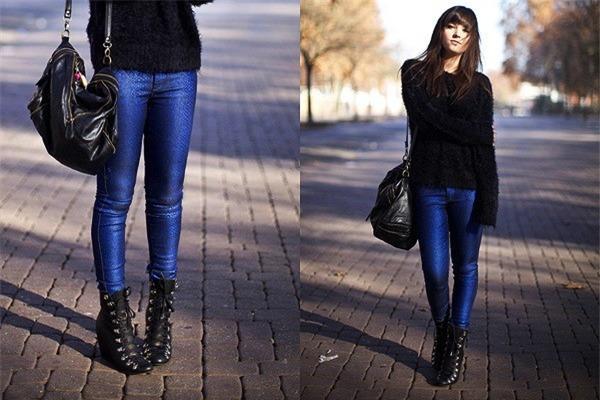 Tips chọn và mix quần jeans đúng trend cho mùa thu 11