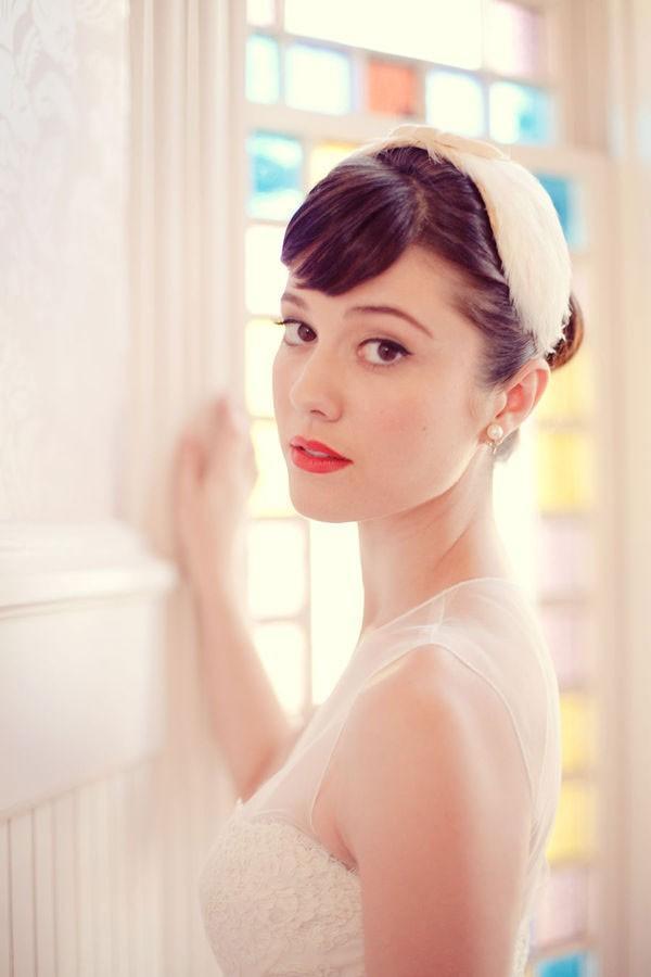 Bí quyết làm đẹp cho cô dâu cưới vào mùa lạnh 1