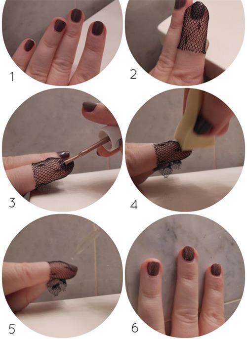 Năm Tỵ chơi nail vẩy rắn - 6
