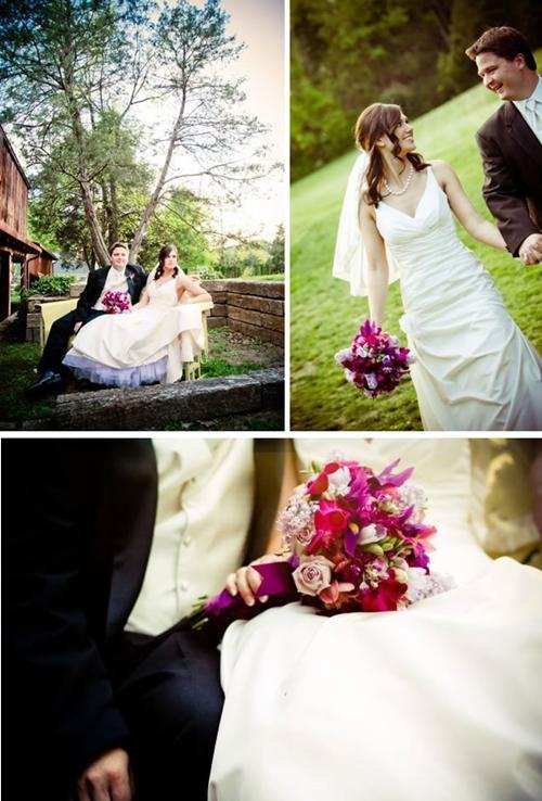 Chọn hoa tone ấm áp cho đám cưới mùa lạnh 12