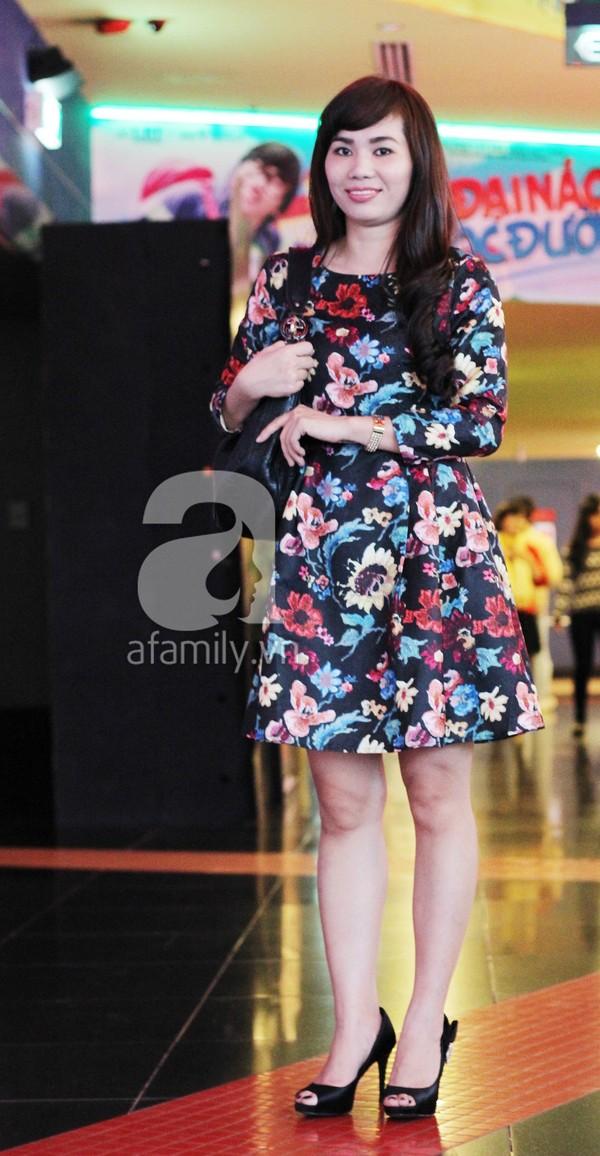 Phái đẹp Hà thành xúng xính áo khoác cho street style ngày lạnh 6