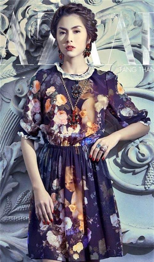Những mốt váy hoa 'xiêu lòng' người đẹp - 8