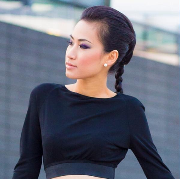 NTK gốc Việt Nini Nguyen - từ lao công trở thành stylist riêng của Rihanna 30