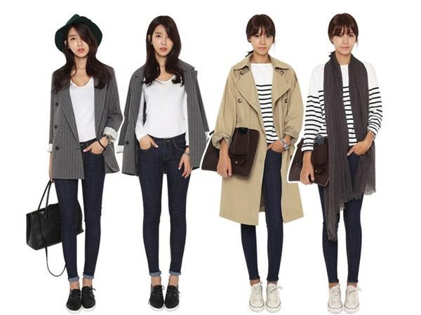 Tips chọn và mix quần jeans đúng trend cho mùa thu 1