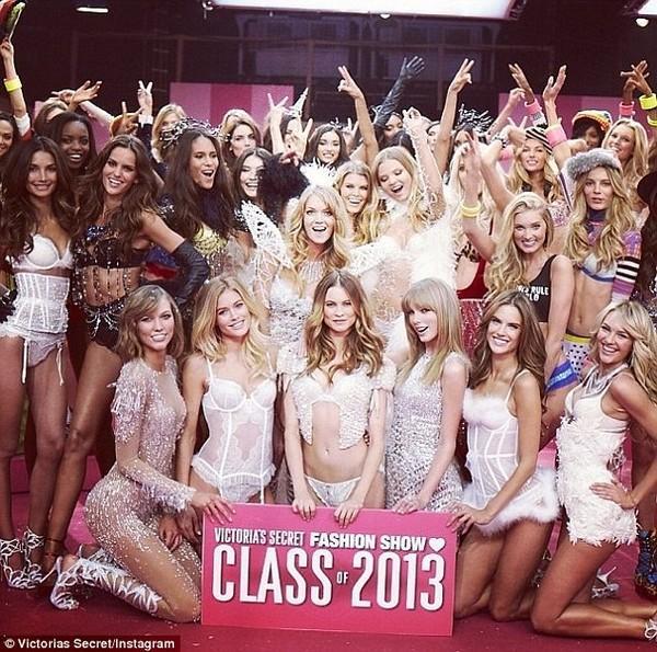 Những hình ảnh nóng bỏng nhất của Victoria's Secret 2013 7
