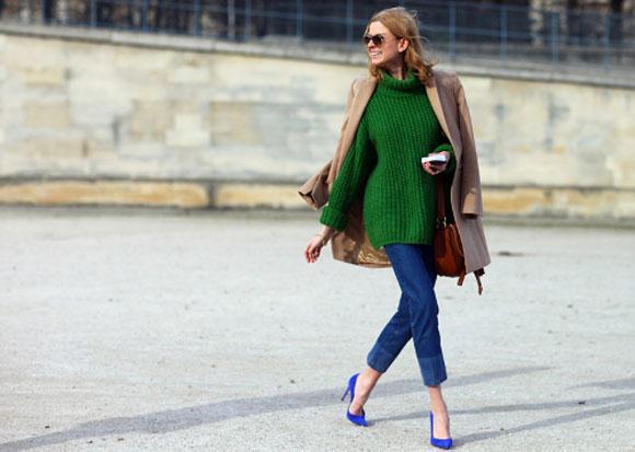 Các mẫu áo khoác dáng dài đẹp phù hợp cho cô nàng thấp bé hạt tiêu