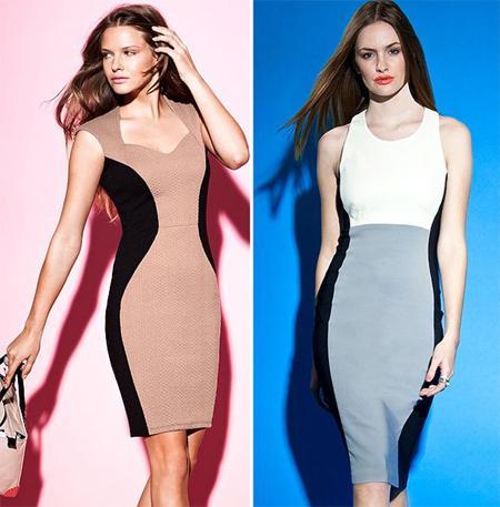 """Váy """"ảo giác"""" giúp bạn trông thon thả hơn"""