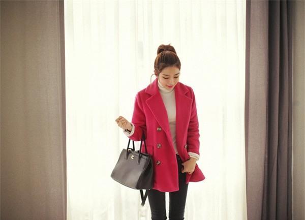 Kết hợp 3 phong cách với áo khoác tone màu tươi sáng 15