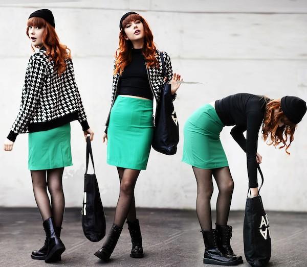 Giới trẻ thế giới mặc chất với item menswear và bigsized 7