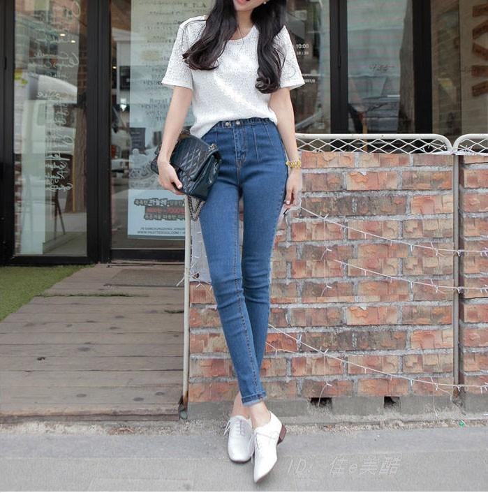 [Bạn biết chưa] Những lưu ý khi chọn mua quần jean cạp cao
