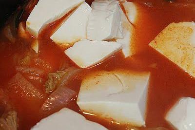 Công thức súp kimchi cay nồng đã ăn là mê 6
