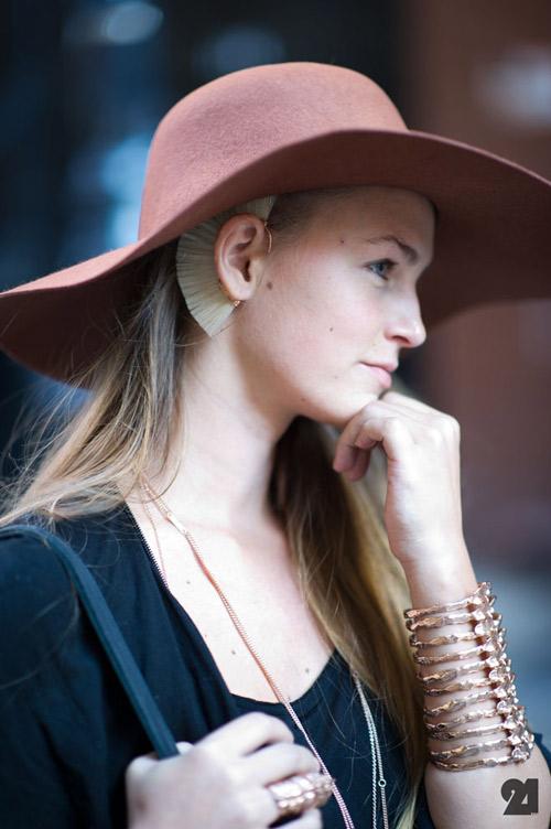 Ear Cuff - phụ kiện độc cho đôi tai