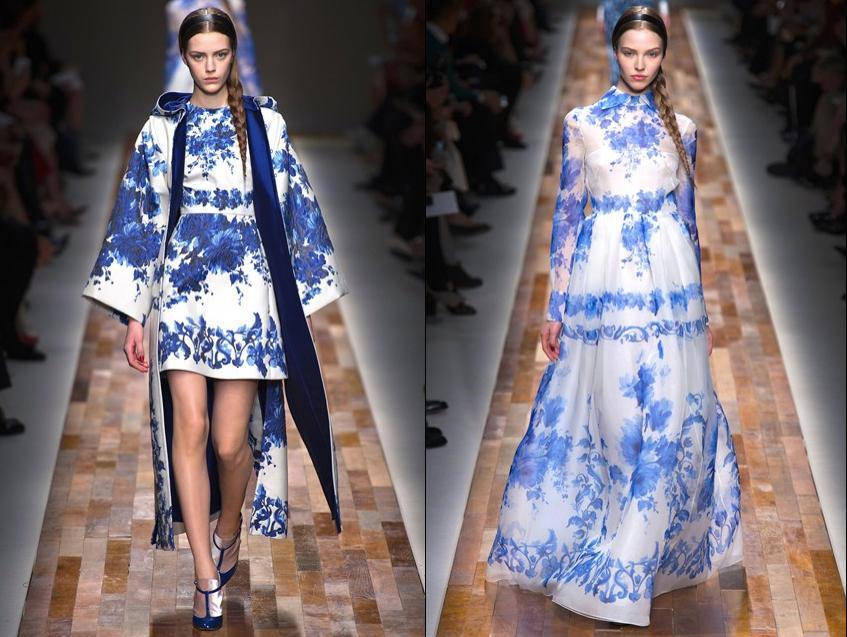 Những chiếc váy Valentino kể chuyện cổ tích