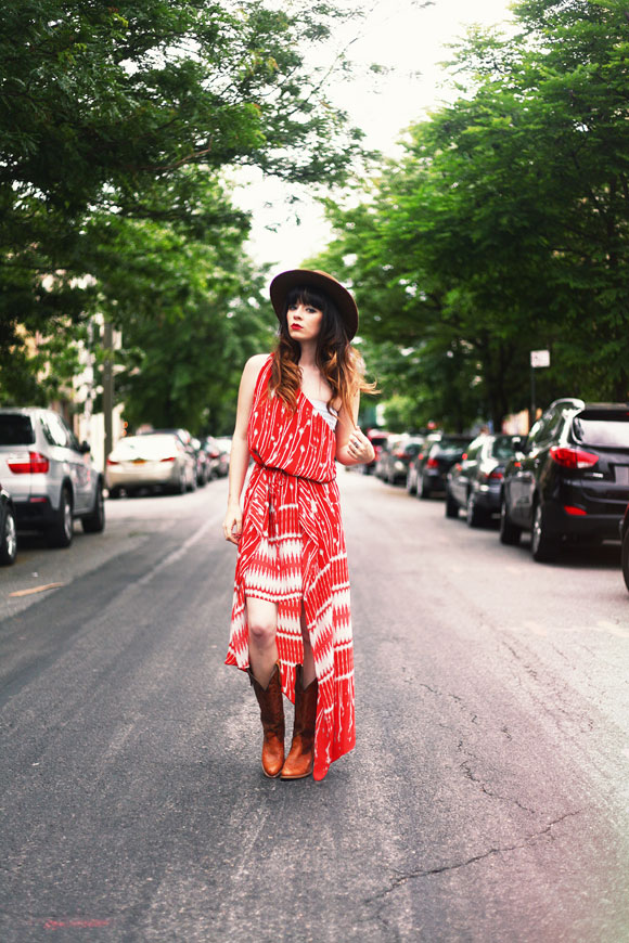 Khám phá phong cách hippie hoài cổ của blogger RachelMarie